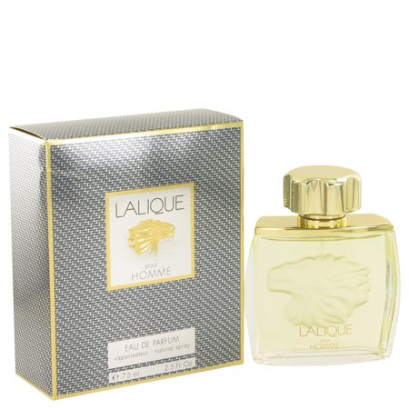 Lalique Men's Eau De Parfum Spray (Lion Head) 2.5 (Lalique Lion Head)