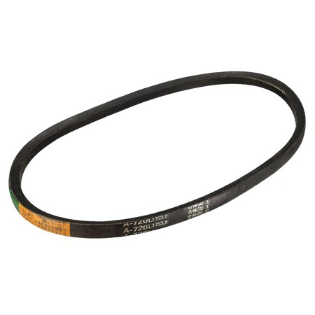 A-720/A28 Drive V-Belt Inner Girth 28 inch Industrial Power Rubber Transmission