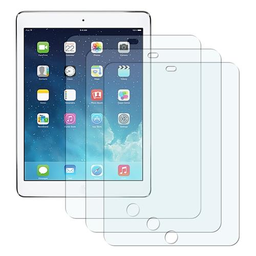 iPad Air 2/1 Protector, by Insten 3-Pack Anti-Glare Screen Guard for Apple iPad Air 2nd 1st Gen
