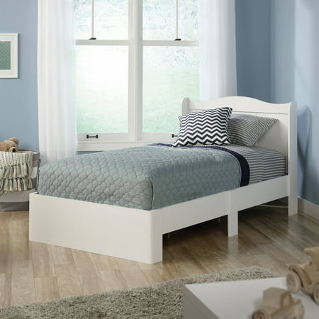 Sauder Storybook Mates Bed, Twin, Multiple Finishes, With Headboard