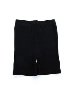 Lavaport Kids Girls Summer Short Pants Leggings Toddler Stretch Safety Shorts