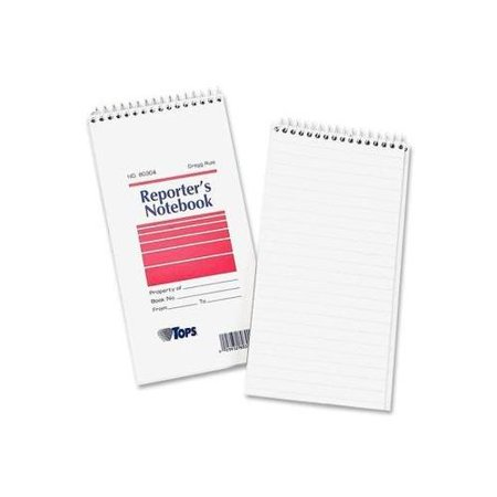 Recycled Reporters Notebook (TOPS Gregg Rule Reporter's Notebook TOP80304 )