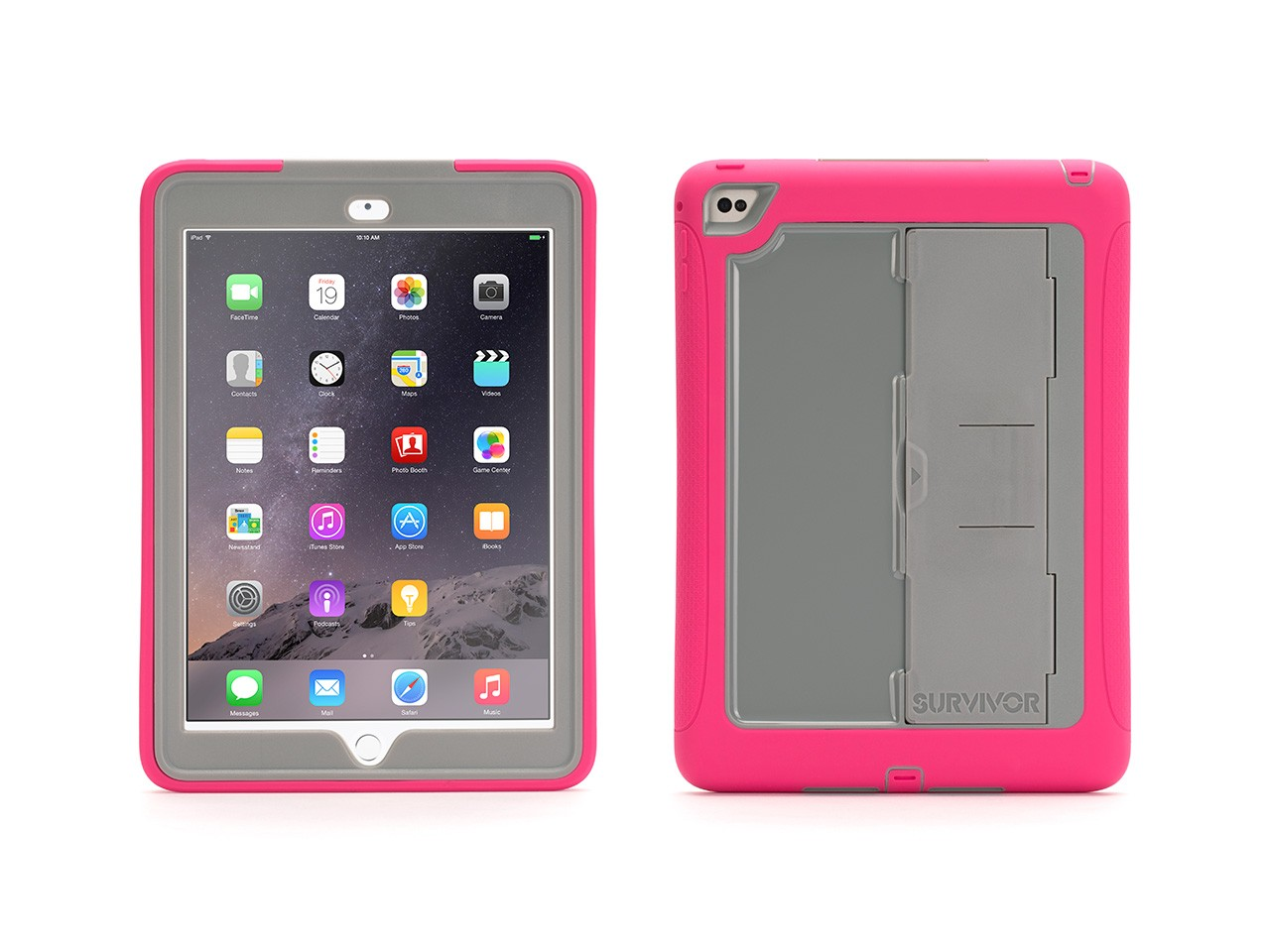 Griffin Ipad Air 2 Rugged Case Survivor Slim Impact Resistant Protection Slimmed Down For Your Com