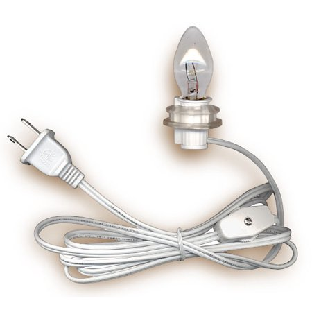Cool Lamp Cord Has Push In Socket Rotary Switch End Plug And Light Bulb Wiring Digital Resources Funiwoestevosnl