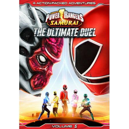 Power Rangers Samurai: The Ultimate Duel Volume 5