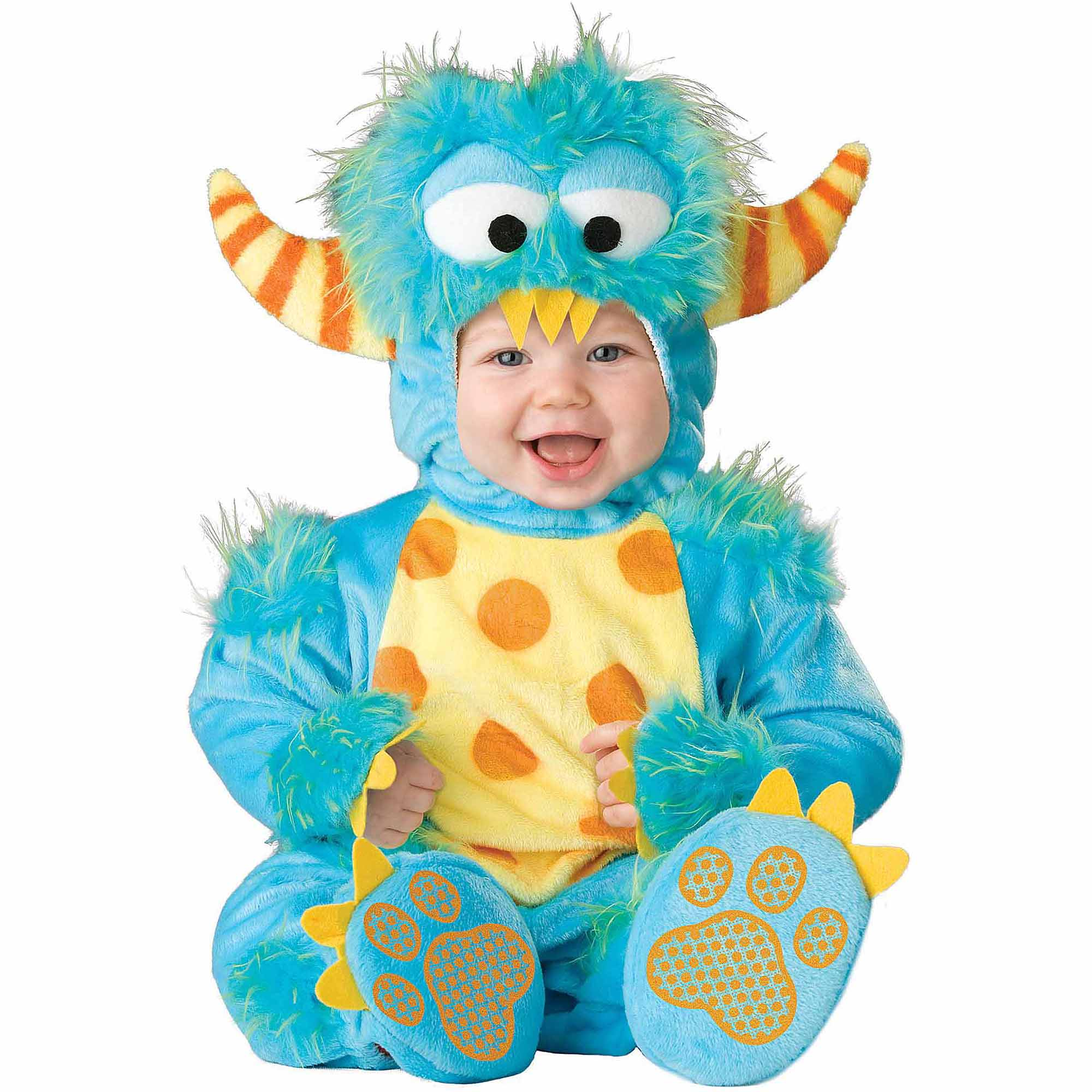 lil monster infant halloween costume walmartcom - Halloween Costume Monster