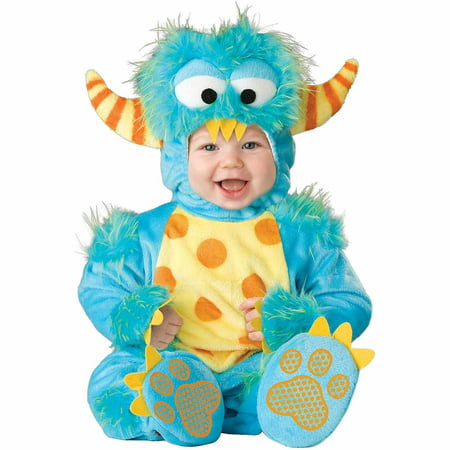LIL' MONSTER TODDLER 6-12 MOS (Lil Monster Toddler Costume)