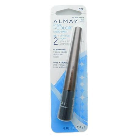 Almay Intense I Color Liquid Eye Liner 022 Brown Topaz 0 08 Fl Oz