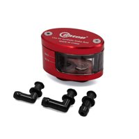 Wine Red CNC Front Brake Clutch Master Fluid Reservoir Oil Cup for Motorcycle