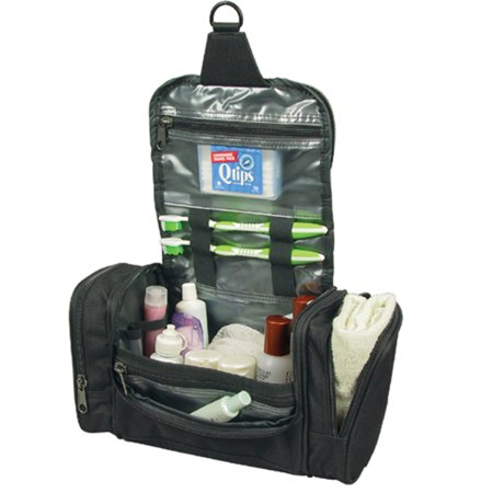 Travel Organizer Accessory Toiletry Cosmetics Medicine Make Up Shaving Kit Bag
