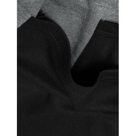 Unique Bargains Men's Panel Big Pockets Fashion Harem Pants Dark Gray (Size M / W34) - image 6 of 7