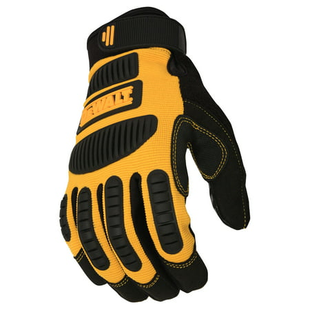 Ford Racing Mechanics Gloves - Dewalt Performance Mechanic Work Glove, Large