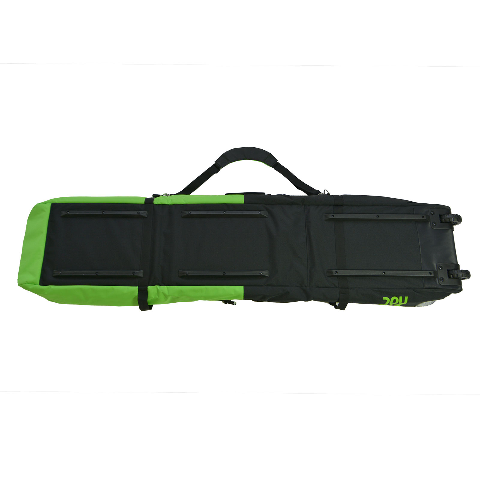 2220755d54 Rossignol Snow Split Roller B G Bag Snowboard Gear Travel Case Wheeled Case  - Walmart.com