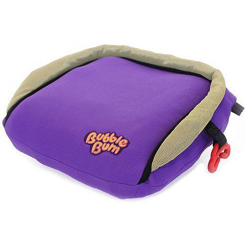 Inflatable Car Booster Seat In A Bag, Purple
