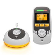 Motorola MBP161, Audio Baby Monitor, Baby Care Timer