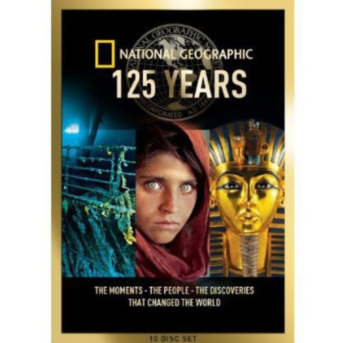 National Geographic: 125 Years DVD Collection (With 125th Anniversary Map) (Full Frame)