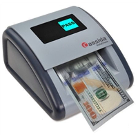 Counterfeit Currency Detection - Cassida InstaCheck Counterfeit Currency Detector