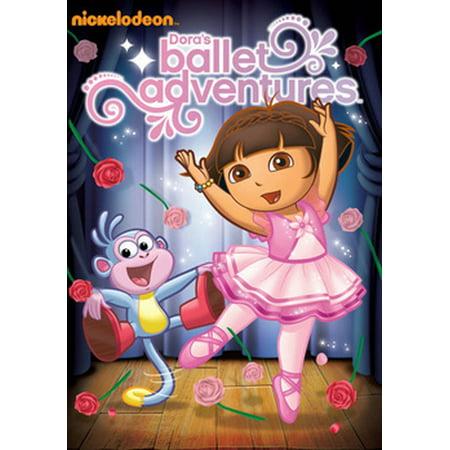 Dora: Dora's Ballet Adventures (DVD)