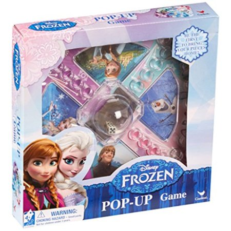disney frozen pop up board game styles will vary - Cool Frozen Games