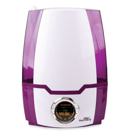 Air Innovations 1.37 Gal. Ultrasonic Cool Mist Digital Smart Humidifier For Large Rooms – Up To 400 sq. ft.