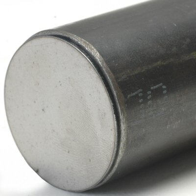Weld On Steel Flat End Caps For 1.25 Inch Outside Diameter Tube Bag Of 50 Pieces ()