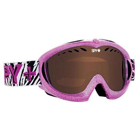 cda087fd9f24 Spy Optic 310775484185 Targa Mini Snow Ski Goggles Wild Thing Frame Bronze  - Walmart.com