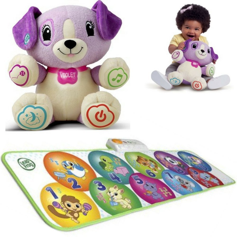 LeapFrog My Pal Violet with Learn & Groove Musical Mat, Best Holiday Present For Kids &... by LeapFrog