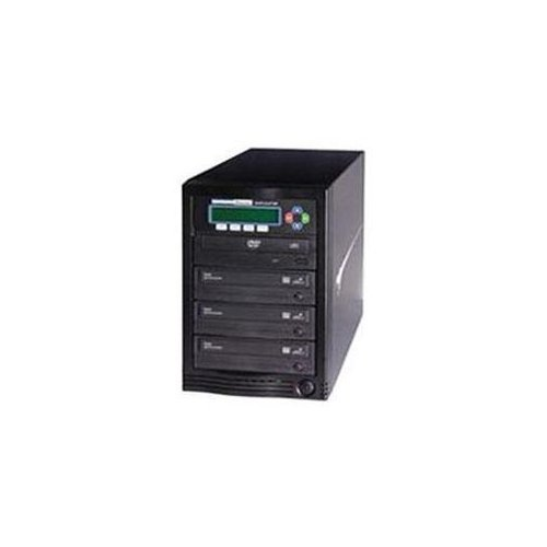 Kanguru U2-dvddupe-s3 Cd dvd Duplicator Standalone Dvd-rom, Dvd-writer 24x Dvd+r, 24x Dvd-r, 12x Dvd+r, 12x... by Kanguru Solutions