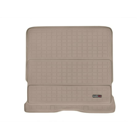 WeatherTech 02-05 Ford Explorer Cargo Liners - Tan