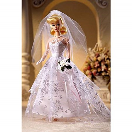 Fashion Reproduction - Wedding Day Barbie ~ 1960 Fashion and Doll Reproduction Collector Edition by Mattel
