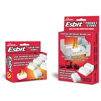 Product Image Emergency Stove with 3 Fuel Cubes b74e1c6a27a