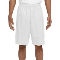 Ma Croix Men's Mesh Shorts With Pockets Gym Basketball Activewear