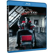Sweeney Todd: The Demon Barber Of Fleet Street (Blu-ray + Digital HD With UltraViolet) (Walmart Exclusive) (With INSTAWATCH)