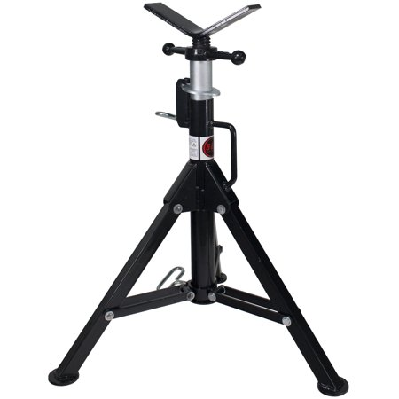 B Amp B Pipe 3900 High Profile Adjustable Pipe Jack Stand With