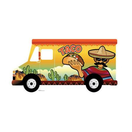 Tyco Life - Advanced Graphics Taco Truck Standup