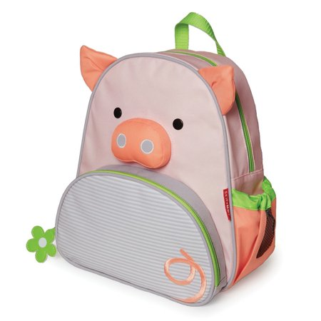 Zoo Little Kid Backpack PIG