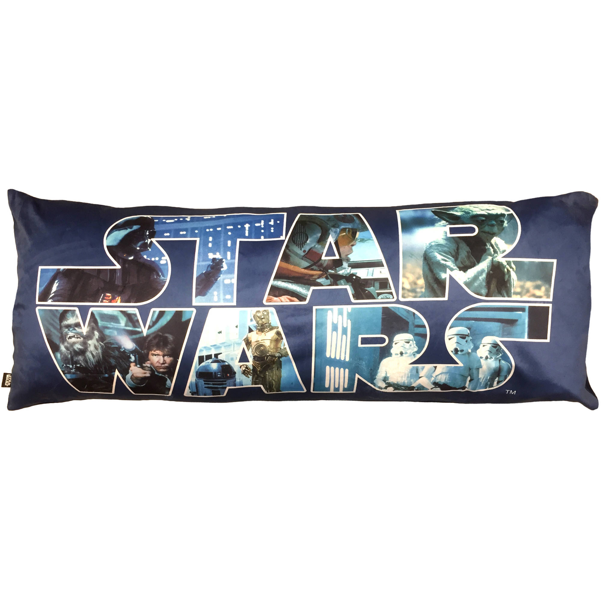 Star Wars Classic Oversized Body Pillow