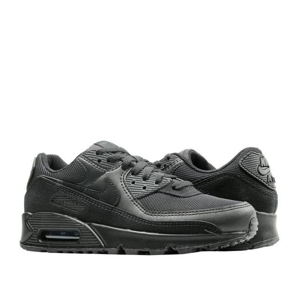 Redondo Inspiración isla  Nike - Nike Air Max 90 Triple Black/Black-Black Women's Running Shoes  CQ2560-002 - Walmart.com - Walmart.com