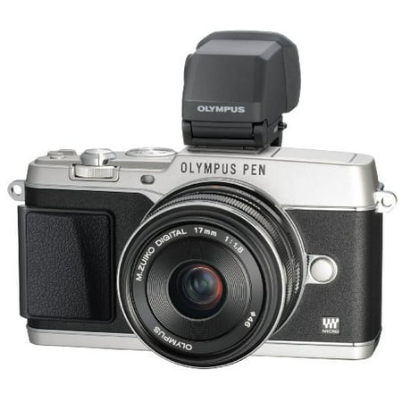 Olympus  E-P5 17mm f1.8 and VF-4 16.1 MP Compact System Camera with 3-Inch LC... Olympus Image Systems