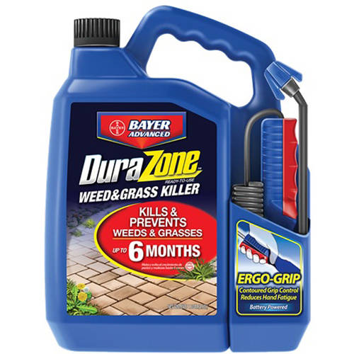 Bayer Advanced DuraZone Weed & Grass Killer 1.3 Gallon Ready-To-Use with New ERGO-Grip Technology