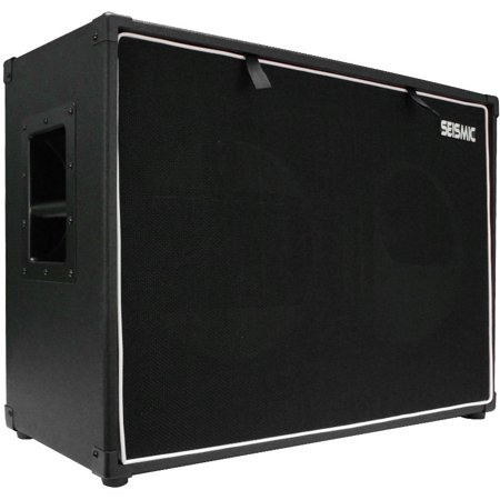 Seismic Audio 2x12 GUITAR SPEAKER CAB EMPTY 12