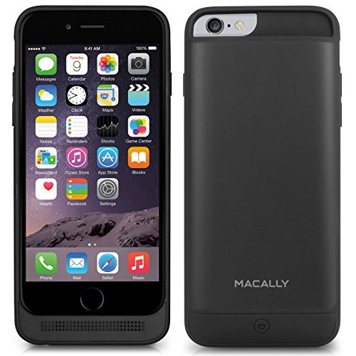 "Macally MPCP6M30 iPhone;  6 4.7"" 3,000mAh Battery Case"