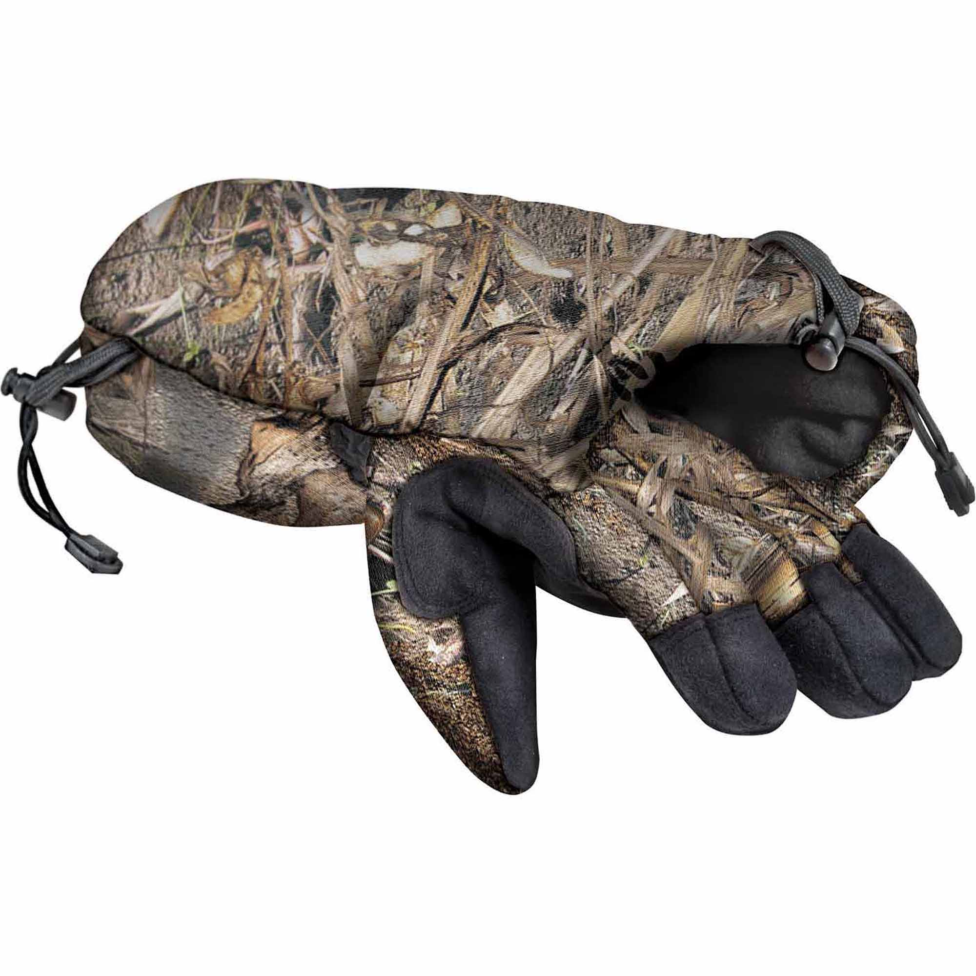 Mossy Oak Quick-Draw Glove Left Hand