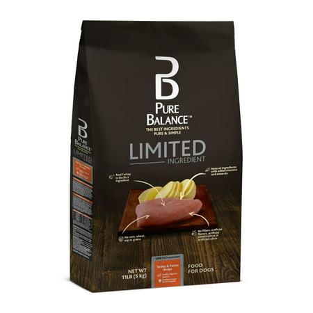 Pure Balance Limited Ingredient Dog Food
