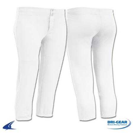 Champro Girl's Low Rise Softball Pants