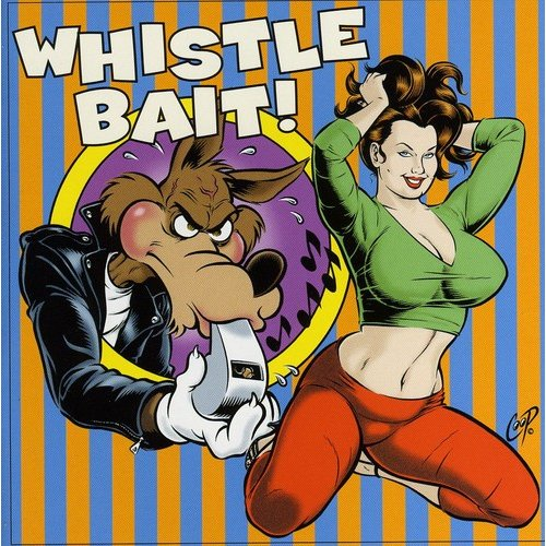Whistle Bait: 25 Rockabilly Rave-Ups / Various