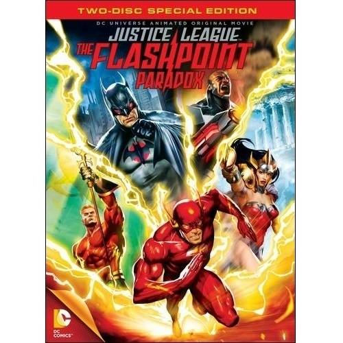 DC Universe: The Justice League - The Flashpoint Paradox (Special Edition) (Anamorphic Widescreen)