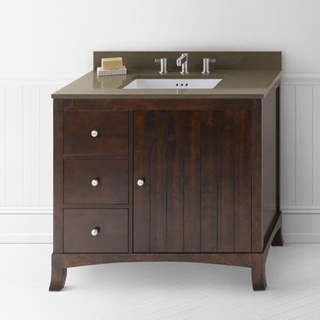 Ronbow Hampton 36 39 39 Single Bathroom Vanity Set