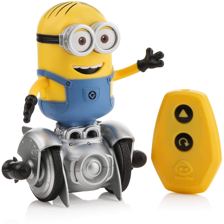 RC Mini Minion MiP Turbo Dave Robot