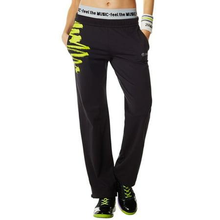 Zumba Fitness Women's Gotta Jam Jersey - Zubaz Leggings